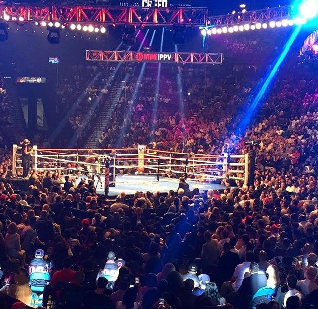 Marlo MayWeather Fight Vegas