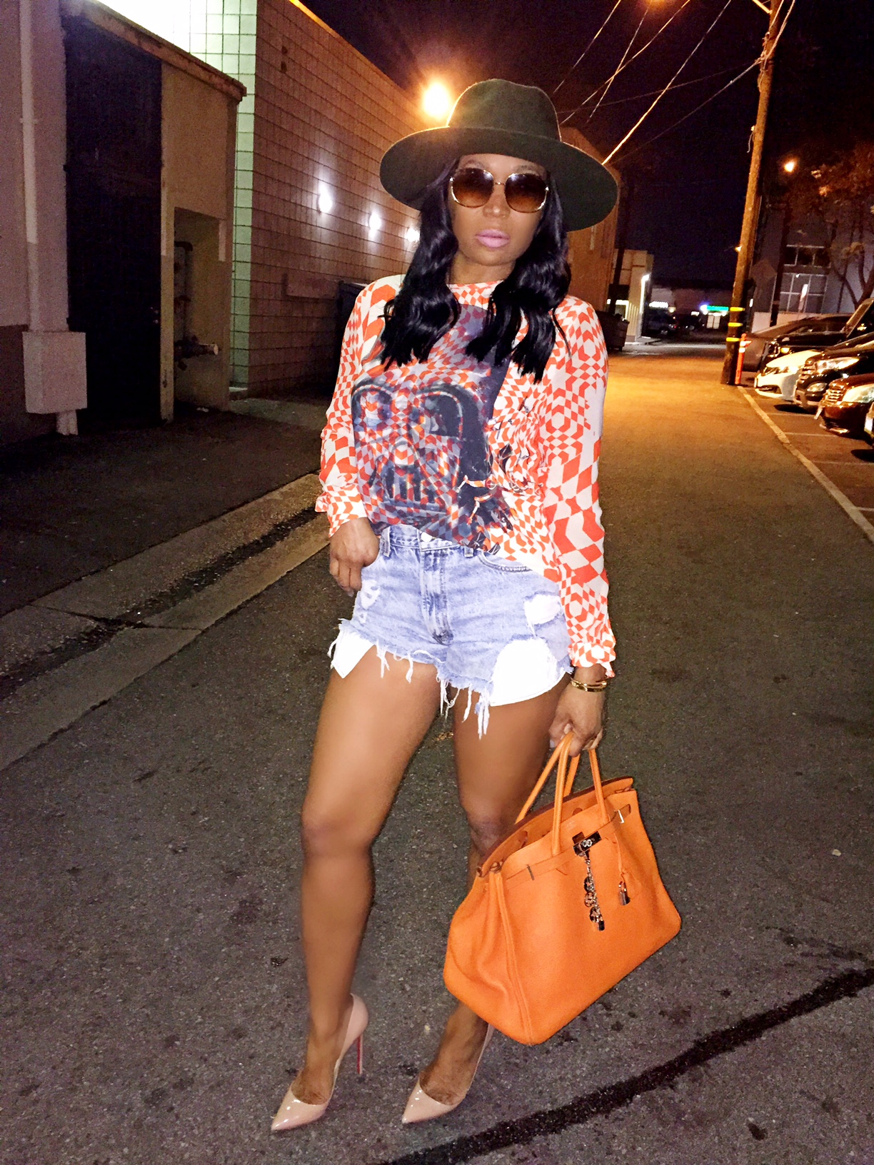 What I Wore 4 Blog Outfit Marlo Hampton